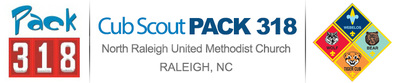 Cub Scout Pack 318 Raleigh, NC